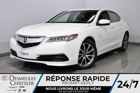 2017 Acura TLX toit ouv + a/c + bluetooth + camera recul for Sale  - DC-L2056  - Desmeules Chrysler