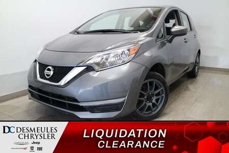 2018 Nissan Versa Note SV * AIR CLIMATISE * CAMERA * SIEGES CHAUFFANTS * for Sale  - DC-U2654  - Blainville Chrysler