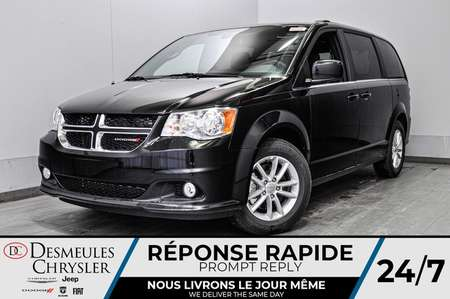 2020 Dodge Grand Caravan Premium Plus + UCONNECT + BANCS CHAUFF *90$/SEM for Sale  - DC-20400  - Blainville Chrysler