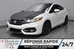 2014 Honda Civic Coupe Si + manuel + bluetooth + bancs chauff + toit ouv  - DC-L2015A  - Desmeules Chrysler