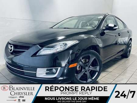 2013 Mazda Mazda6 S * SIEGES CHAUFFANTS * TOIT OUVRANT * BLUETOOTH * for Sale  - BC-21187A  - Desmeules Chrysler