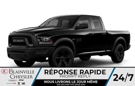 2021 Ram 1500 Warlock V8 3.92 * Ens. HORS ROUTE & APPARENCE * for Sale  - BC-C 47485340  - Blainville Chrysler