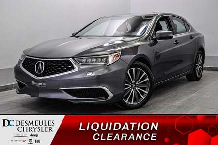 2018 Acura TLX w/Technology Pkg * CAM RECUL * SIÈGES CHAUFFANTS for Sale  - DC-S2166  - Blainville Chrysler