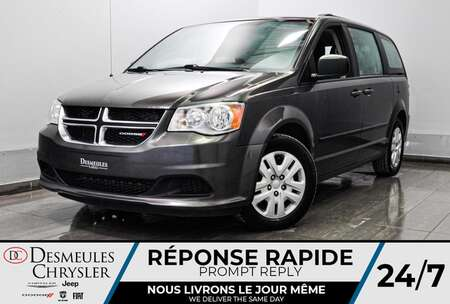 2016 Dodge Grand Caravan * AUTOMATIQUE * A/C * 7 PASSAGERS * CRUISE * for Sale  - DC-U2410  - Blainville Chrysler