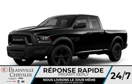 2021 Ram 1500 Warlock V8 3.92 * RÉSERVEZ-LE ! * Ens. HORS ROUTE for Sale  - BC-C 47485345  - Blainville Chrysler