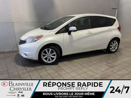 2014 Nissan Versa Note * SIEGES CHAUFFANT * NAV * CAMERA DE RECUL * for Sale  - BC-P2214A  - Blainville Chrysler
