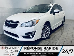 2015 Subaru Impreza 2.0i w/Limited * CUIR * TOIT OUVRANT * CAM RECUL  - BC-S2103  - Blainville Chrysler