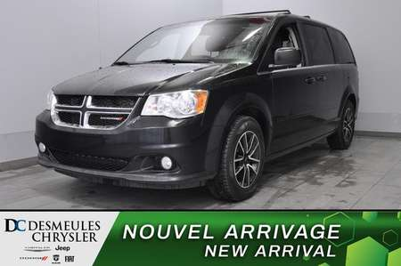 2017 Dodge Grand Caravan SXT + dvd + a/c + cam recul + bluetooth for Sale  - DC-L2042  - Blainville Chrysler