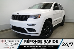 2021 Jeep Grand Cherokee Limited X 4X4 * UCONNECT 8.4PO * NAVIGATION * CUIR  - DC-21747  - Blainville Chrysler