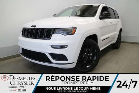 2021 Jeep Grand Cherokee Limited X 4X4 * UCONNECT 8.4PO * NAVIGATION * CUIR for Sale  - DC-21747  - Blainville Chrysler