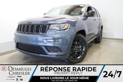 2021 Jeep Grand Cherokee Limited X 4X4* UCONNECT 8.4 PO * NAVIGATION * CUIR  - DC-21705  - Blainville Chrysler