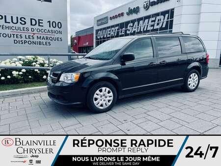 2019 Dodge Grand Caravan * STOW N GO * CRUISE * COMMANDE VOCAL * for Sale  - BC-R2286  - Desmeules Chrysler