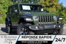 2021 Jeep Wrangler UNLIMITED RUBICON * APPLE CARPLAY * NAVIGATION *  - BC-21800  - Blainville Chrysler