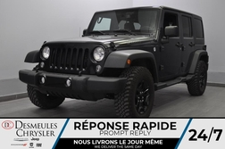 2017 Jeep Wrangler Unlimited * BLUETOOTH * CRUISE * A/C  - DC-21140A  - Blainville Chrysler