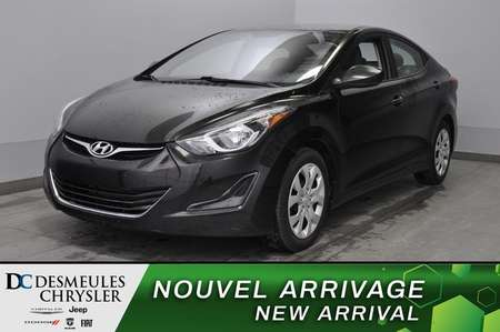 2014 Hyundai Elantra GL for Sale  - DC-L2055  - Desmeules Chrysler