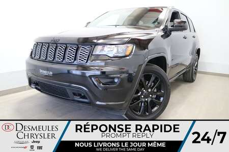 2019 Jeep Grand Cherokee ALTITUDE 4X4 * UCONNECT 8.4P* NAVIGATION * CRUISE for Sale  - DC-S2640A  - Desmeules Chrysler