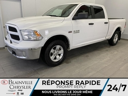 2018 Ram 1500 Crew Cab * 6 PASSAGERS * BLUETOOTH * CRUISE * A/C  - BC-S1969A  - Blainville Chrysler