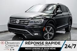 2018 Volkswagen Tiguan SEL Premium * SIEGES ET VOLANT CHAUFFANTS *  - DC-V2414  - Blainville Chrysler