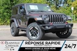 2021 Jeep Wrangler RUBICON * VOLANT + SIEGES CHAUFFANTS * GPS *  - BC-21787  - Blainville Chrysler