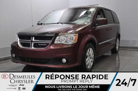 2017 Dodge Grand Caravan Crew Plus * CAM RECUL * SIEGES CHAUFFANTS * GPS for Sale  - DC-C2299  - Blainville Chrysler