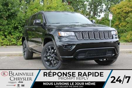 2021 Jeep Grand Cherokee LAREDO * SIEGES CUIR/ SUEDE CHAUFFANTS * for Sale  - BC-21730  - Blainville Chrysler