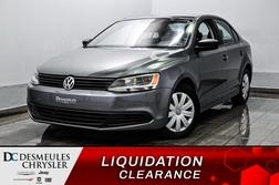 2013 Volkswagen Jetta 2.0L * SIÈGES CHAUFFANTS * BLUETOOTH * A/C  - DC-L2119A  - Desmeules Chrysler