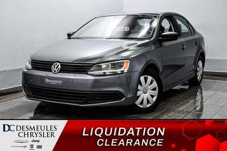2013 Volkswagen Jetta 2.0L * SIÈGES CHAUFFANTS * BLUETOOTH * A/C for Sale  - DC-L2119A  - Blainville Chrysler