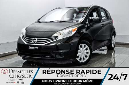 2014 Nissan Versa Note SV * CAM RECUL * BLUETOOTH * CRUISE  * A/C for Sale  - DC-L2066A  - Blainville Chrysler