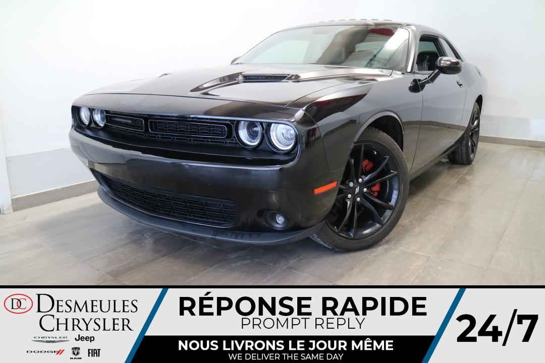 2018 Dodge Challenger  - Blainville Chrysler