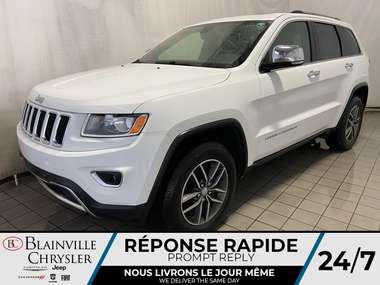 2016 Jeep Grand Cherokee LIMI