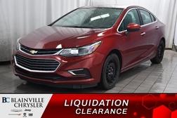 2016 Chevrolet Cruze Premier * TOIT OUVRANT * CAM RECUL * NAVIGATION *  - BC-P1570  - Desmeules Chrysler