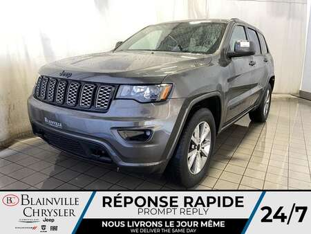 2018 Jeep Grand Cherokee GPS * TOIT OUVRANT * SIEGES CHAUFFANTS * for Sale  - BC-M1999  - Blainville Chrysler