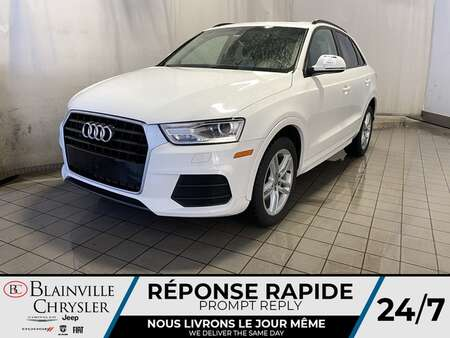 2017 Audi Q3 Premium AWD * TOIT PANO * SIEGES CHAUFFANTS * for Sale  - BC-S1989  - Blainville Chrysler