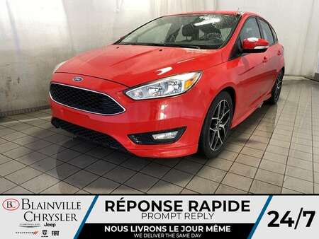 2016 Ford Focus SE * CAMERA RECUL * SIEGES CHAUFFANTS * for Sale  - BC-20584B  - Blainville Chrysler