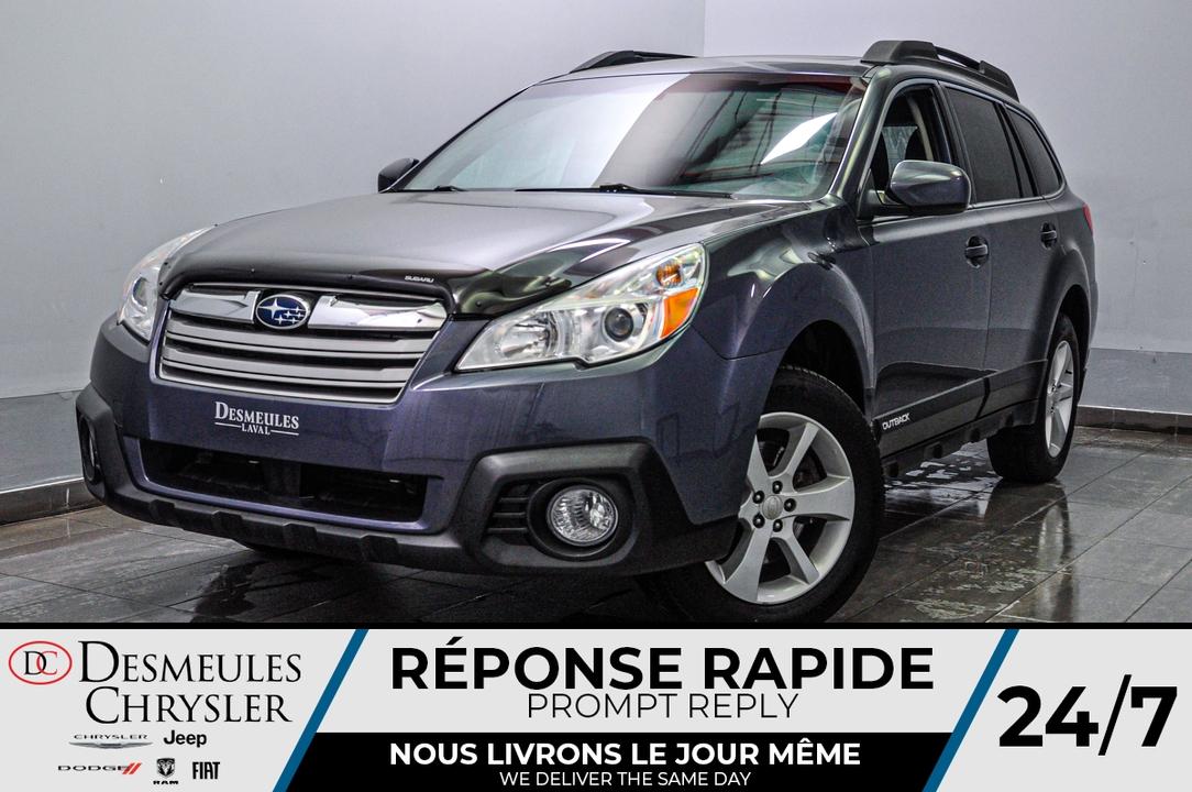 2014 Subaru Outback  - Blainville Chrysler