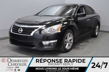 2013 Nissan Altima 2.5 S + a/c + cam recul + bancs chauff + bluetooth for Sale  - DC-D1779A  - Blainville Chrysler