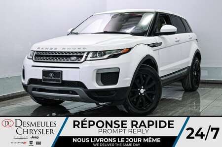 2017 Land Rover Range Rover Evoque SE * CAM RECUL * SIEGES CHAUFFANTS * TOIT PANO for Sale  - DC-V2385  - Blainville Chrysler