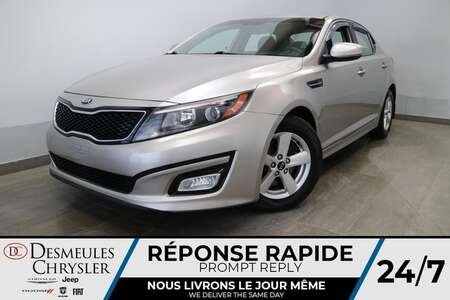 2014 Kia Optima LX * AIR CLIMATISE * SIEGES CHAUFFANTS * CRUISE * for Sale  - DC-S2858  - Desmeules Chrysler