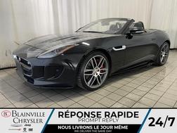 2017 Jaguar F-TYPE R * AWD * SPORT PACK EXHAUST * NAV * CAM RECUL *  - BC-S1730  - Desmeules Chrysler