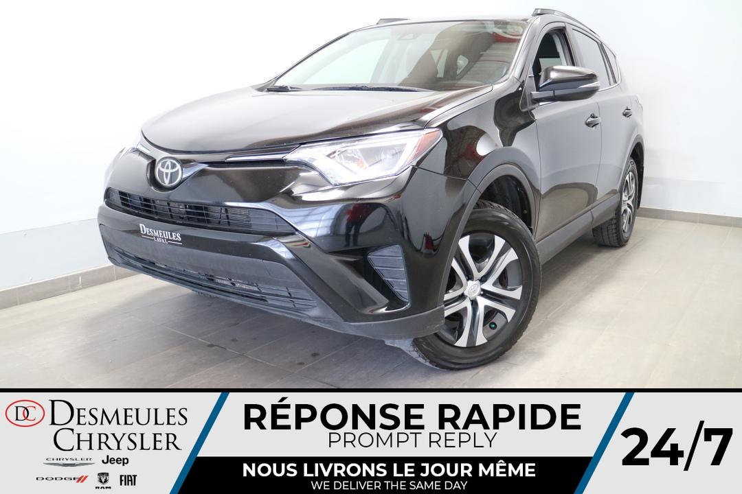 2017 Toyota RAV-4  - Blainville Chrysler