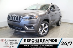2021 Jeep Cherokee LIMITED 4X4 * TOIT OUVRANT * CAMERA DE RECUL  - DC-21177  - Blainville Chrysler