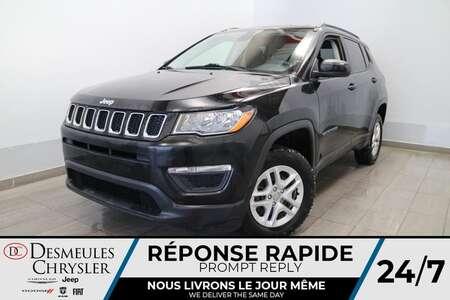 2018 Jeep Compass Sport 4X4 * CAMERA DE RECUL * SIEGES CHAUFFANTS * for Sale  - DC-U2429  - Blainville Chrysler