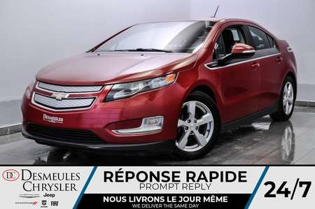 2015 Chevrolet Volt + a/c + bancs chauff + bluetooth + cam recul for Sale  - DC-20456B  - Blainville Chrysler