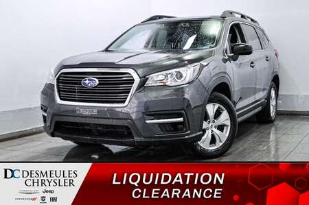 2019 Subaru ASCENT Ascent AWD * CAM RECUL * SIEGES CHAUFFANTS for Sale  - DC-S2305  - Blainville Chrysler