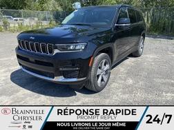 2021 Jeep Grand Cherokee L Limited * 7 PASSAGERS * CUIR VENTILLÉ *  - BC- 21623  - Blainville Chrysler