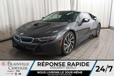 2016 BMW i8 Base * CAMERA RECUL 360 * NAV * RARE * WOW for Sale  - BC-C1698  - Blainville Chrysler