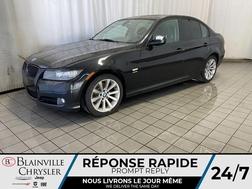 2011 BMW 3 Series 328i xDrive * PARKING SENSOR * BLUETOOTH * NAV *  - BC-90534A  - Desmeules Chrysler