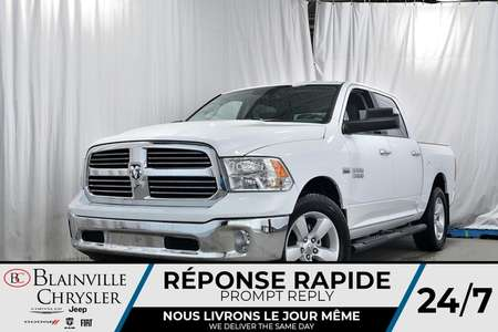 2017 Ram 1500 Crew Cab * SLT * CAM RECUL* MAGS 20'' for Sale  - BCDL-70484  - Blainville Chrysler