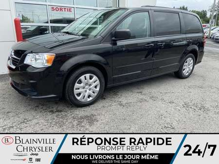 2017 Dodge Grand Caravan SE * ECO MODE * BLUETOOTH * for Sale  - BC-P1774  - Desmeules Chrysler