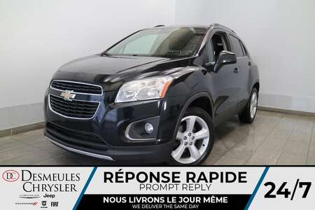 2015 Chevrolet Trax LTZ AWD * TOIT OUVRANT * CAMERA DE RECUL * CUIR * for Sale  - DC-U2421  - Blainville Chrysler